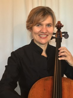 Beatrice Wenger, Violoncello